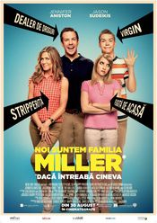 Poster We're the Millers