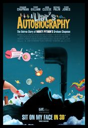 Poster A Liar's Autobiography - The Untrue Story of Monty Python's Graham Chapman