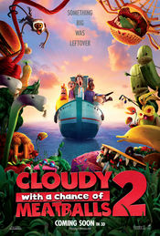 Cloudy with a Chance of Meatballs – Sta sa ploua cu chiftele dublat in romana