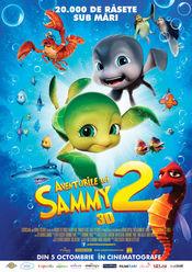 Poster Sammy's Adventures 2