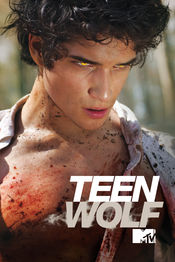 Poster Teen Wolf