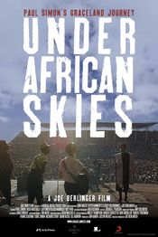 Poster Under African Skies