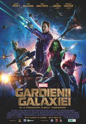Guardians of the Galaxy - Gardienii galaxiei (2014)