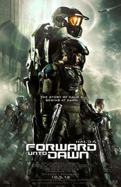Poster Halo 4: Forward Unto Dawn