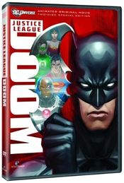 Poster Justice League: Doom