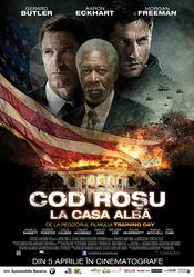 Olympus Has Fallen - Cod Rosu la Casa Alba (2013) Online subtitrat