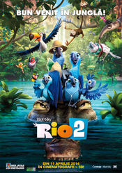 Rio 2 (2014) Online subtitrat