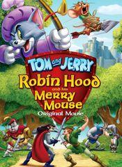poster Tom și Jerry Robin Hood și ceata lui