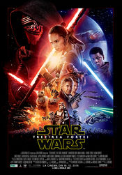 Poster Star Wars: Episode VII - The Force Awakens