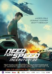 Need for Speed: Începuturi (2014)