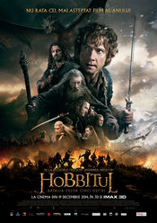 The Hobbit : The Battle of the Five Armies - Hobbitul : Bătălia celor cinci oştiri (2014)