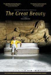 Poster La grande bellezza