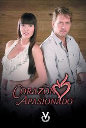 Poster Corazón apasionado