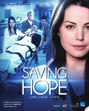 Poster Saving Hope
