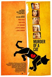 poster Murder of a Cat