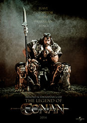 The Legend of Conan (2014) online subtitrat
