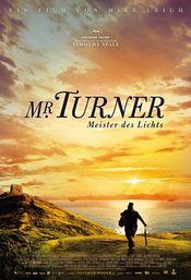 Poster Mr. Turner