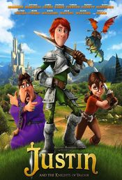 Poster Justin and the Knights of Valour
