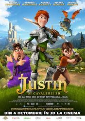 Justin and the Knights of Valour (2013) Justin şi cavalerii Online Subtitrat in Romana