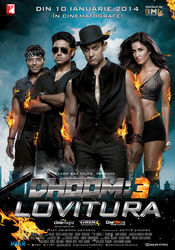 Poster Dhoom 3
