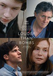 Louder Than Bombs (2015) Mai tare decât bombele Subtitrat in Romana