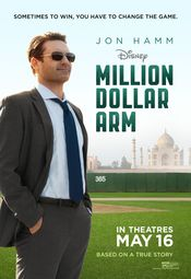 Million Dollar Arm - Un braț de milioane (2014)