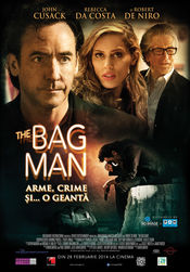 The Bag Man. Arme, crime și… o geantă (2014)