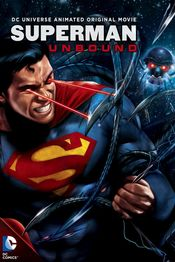 Poster Superman: Unbound