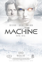 Poster The Machine