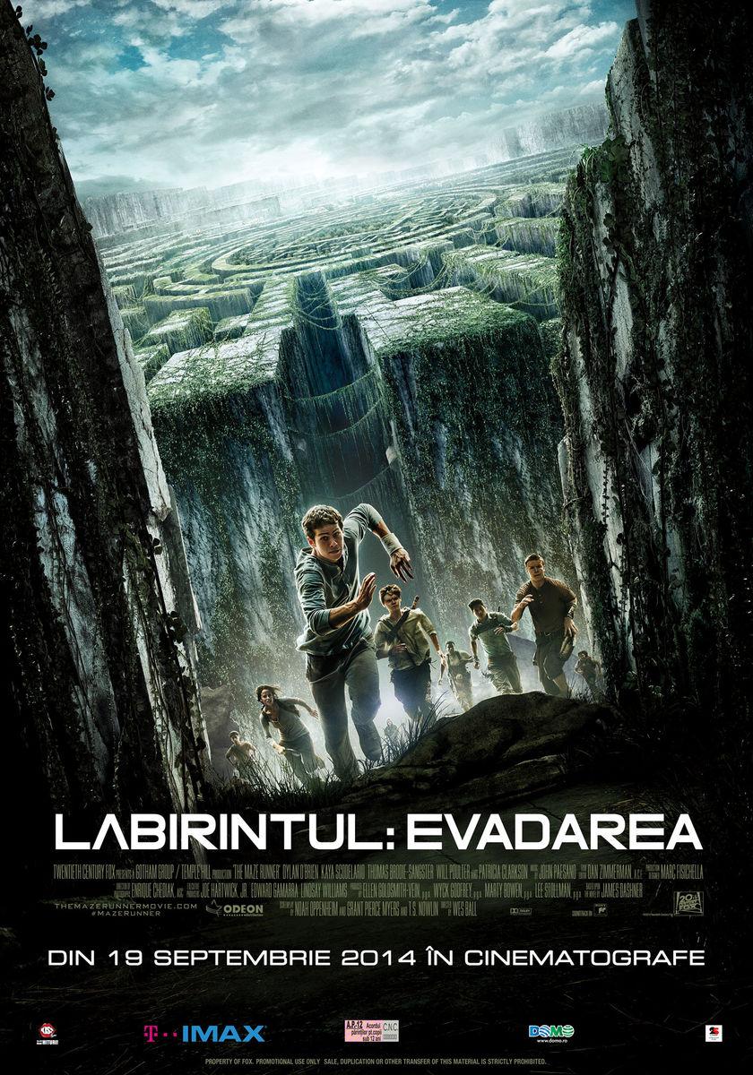 The Maze Runner - Labirintul: Evadarea