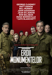 The Monuments Men - Eroii monumentelor (2014) Online Subtitrat