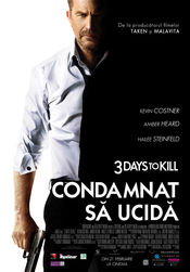 Poster 3 Days to Kill