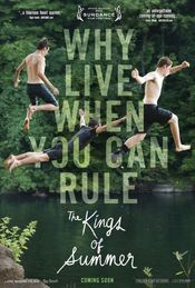 The Kings of Summer  2013 Online HD Gratis