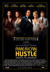 American Hustle – Teapa in stil american (2013) Online subtitrat