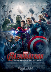 Poster The Avengers: Age of Ultron