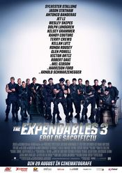 Poster The Expendables 3