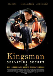 Poster Kingsman: The Secret Service