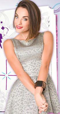 Cristina Valenzuela Violetta Imagini Violetta (2012...