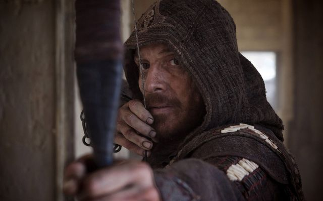 Film - Assassin's Creed: Codul Asasinului