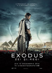 Poster Exodus: Gods and Kings