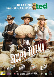 A Million Ways to Die in the West - Urma scapă turma (2014)
