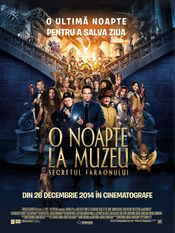 Poster Night at the Museum: Secret of the Tomb