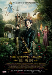 Poster Miss Peregrine's Home for Peculiars