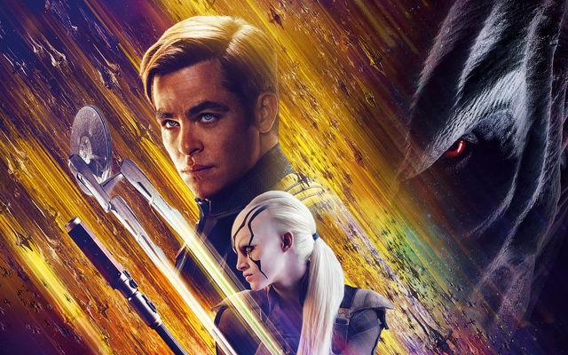 Film - Star Trek. Dincolo de infinit!