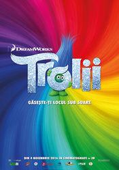Trolls (2016) Trolii – Film online subtitrat in romana