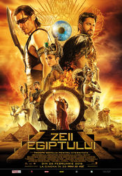 Poster Gods of Egypt