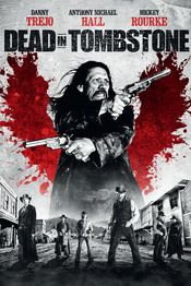 Poster Dead in Tombstone