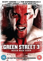 Poster Green Street 3: Never Back Down