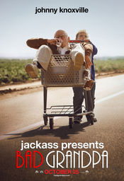 Poster Jackass Presents: Bad Grandpa
