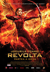 Poster The Hunger Games: Mockingjay - Part 2